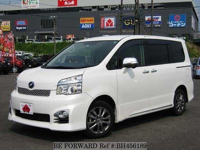 Used 2013 TOYOTA VOXY BH456189 for Sale