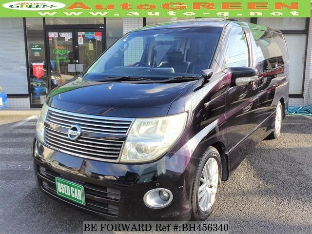 Used 2008 NISSAN ELGRAND BH456340 for Sale