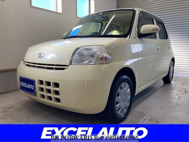 Used 2008 DAIHATSU ESSE BH456385 for Sale