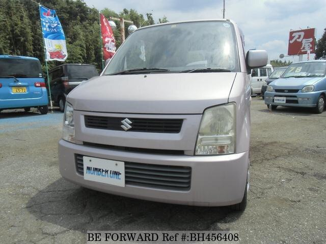 Used 2003 SUZUKI WAGON R BH456408 for Sale