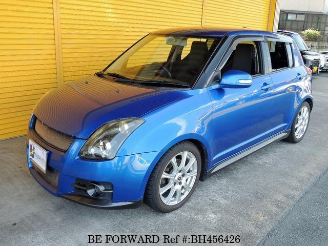 Used 2009 SUZUKI SWIFT BH456426 for Sale