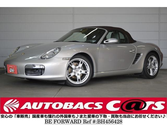 Used 2007 PORSCHE BOXSTER BH456428 for Sale