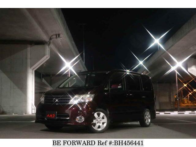 Used 2008 NISSAN SERENA BH456441 for Sale