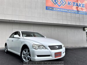 Used 2005 TOYOTA MARK X BH456450 for Sale
