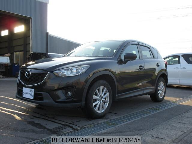 Used 2012 MAZDA CX-5 BH456458 for Sale