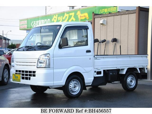Used 2017 SUZUKI CARRY TRUCK BH456557 for Sale