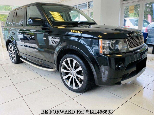 Used 2010 LAND ROVER RANGE ROVER SPORT BH456593 for Sale