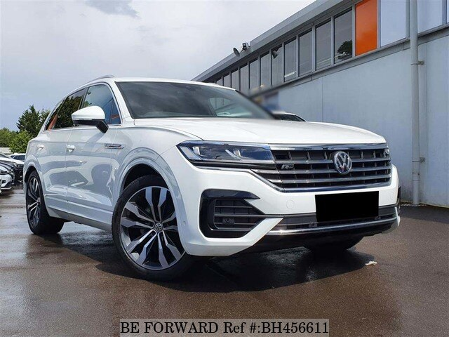 Used 2018 VOLKSWAGEN TOUAREG BH456611 for Sale