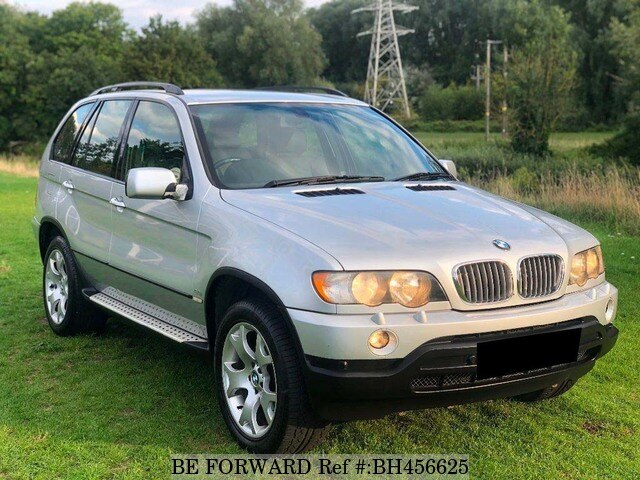 Used 2001 BMW X5 BH456625 for Sale