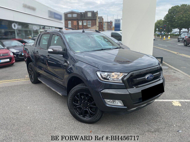 Used 2017 FORD RANGER BH456717 for Sale