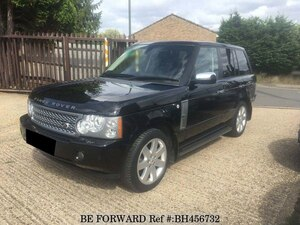 Used 2008 LAND ROVER RANGE ROVER BH456732 for Sale