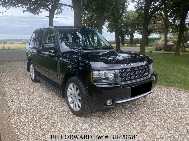 Used 2011 LAND ROVER RANGE ROVER BH456781 for Sale