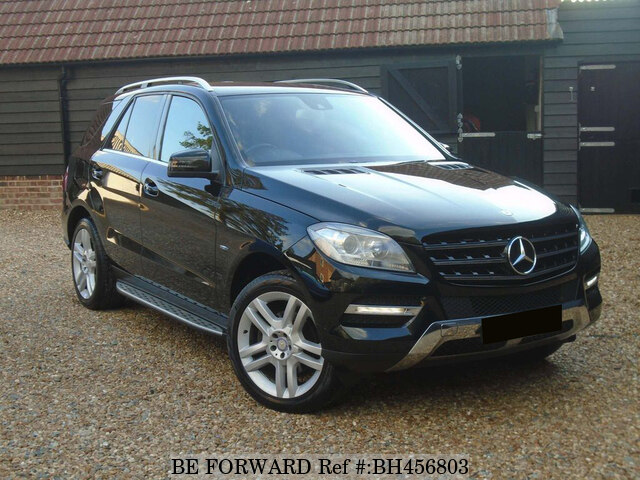 Used 2012 MERCEDES-BENZ ML CLASS BH456803 for Sale