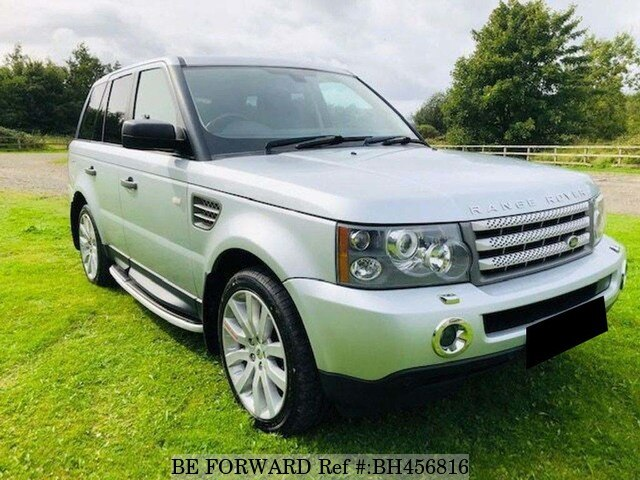 Used 2009 LAND ROVER RANGE ROVER SPORT BH456816 for Sale