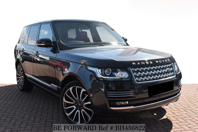Used 2016 LAND ROVER RANGE ROVER BH456822 for Sale