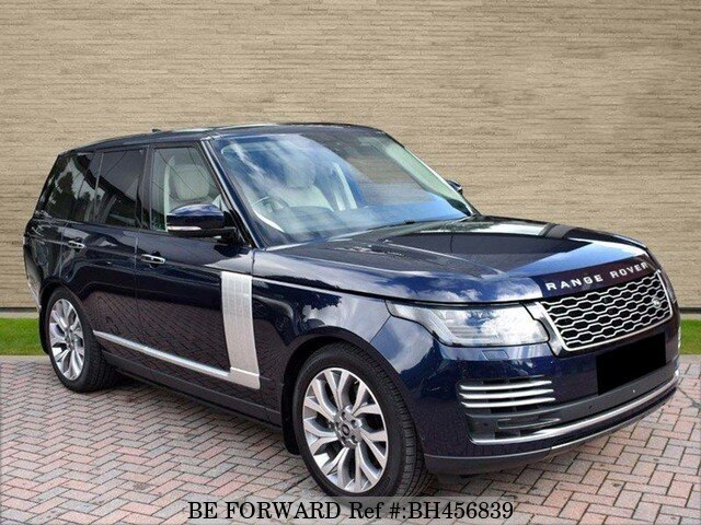 Used 2018 LAND ROVER RANGE ROVER BH456839 for Sale