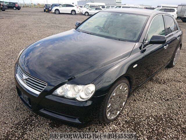 Used 2005 TOYOTA MARK X BH455354 for Sale
