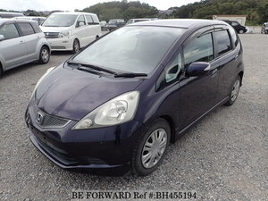 Used 2007 HONDA FIT BH455194 for Sale