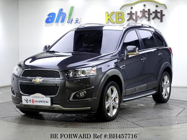 Used 2013 CHEVROLET CAPTIVA BH457716 for Sale