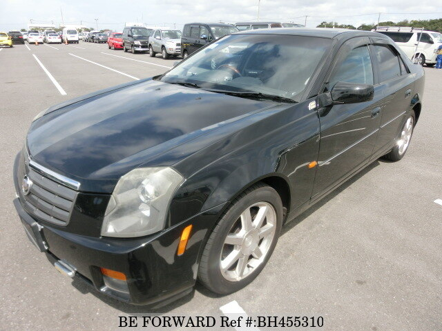 Used 2005 CADILLAC CTS BH455310 for Sale