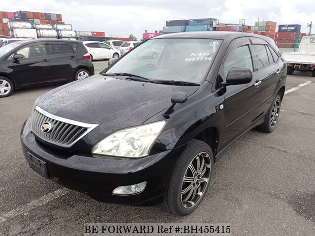 Used 2008 TOYOTA HARRIER BH455415 for Sale