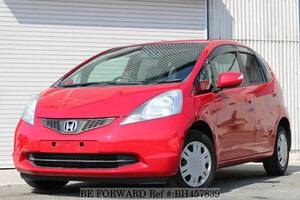 Used 2009 HONDA FIT BH457839 for Sale