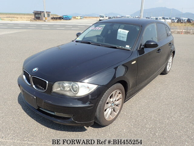 Used 2008 BMW 1 SERIES BH455254 for Sale