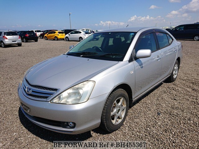 Used 2007 TOYOTA ALLION BH455367 for Sale