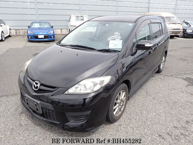 Used 2009 MAZDA PREMACY BH455282 for Sale