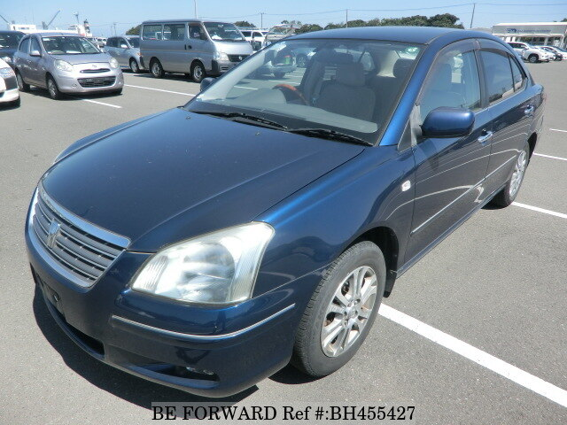 Used 2007 TOYOTA PREMIO BH455427 for Sale