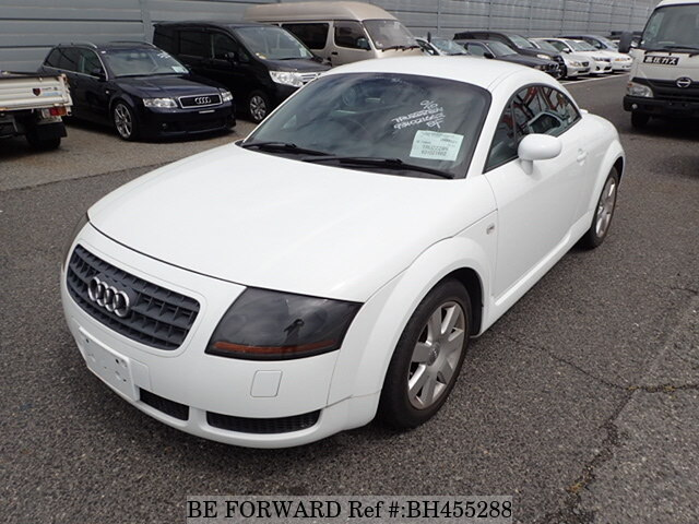 Used 2003 AUDI TT BH455288 for Sale
