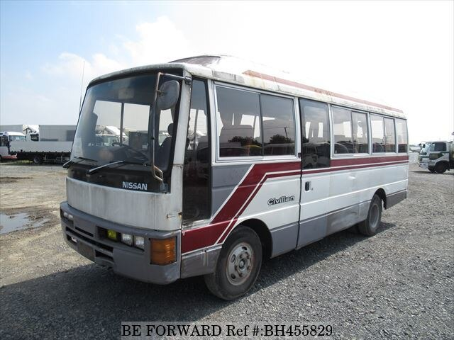 Used 1989 NISSAN CIVILIAN BUS BH455829 for Sale