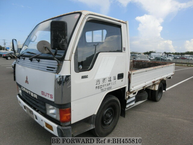 Used 1988 MITSUBISHI CANTER GUTS BH455810 for Sale
