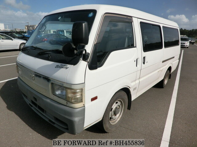 Used 2007 MAZDA BONGO BRAWNY VAN BH455836 for Sale
