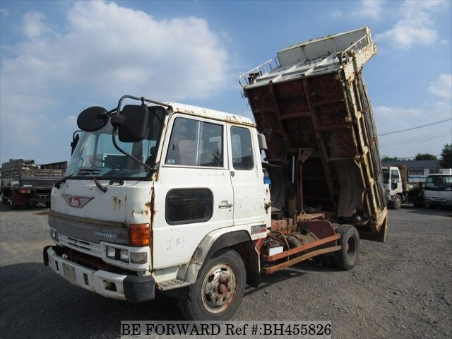 Used 1988 HINO RANGER BH455826 for Sale