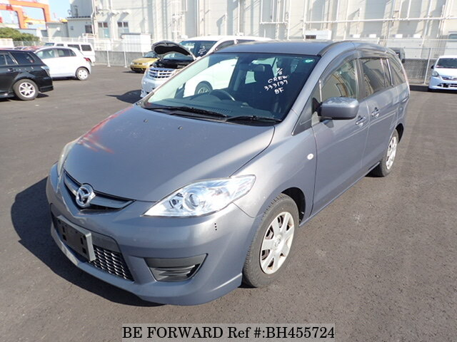 Used 2009 MAZDA PREMACY BH455724 for Sale