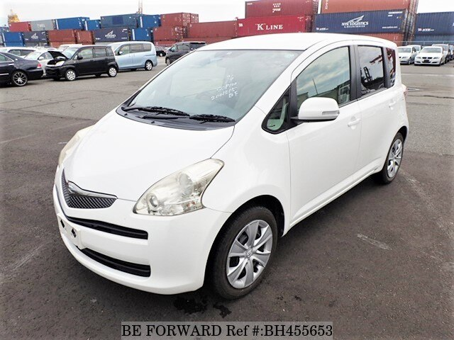 Used 2010 TOYOTA RACTIS BH455653 for Sale