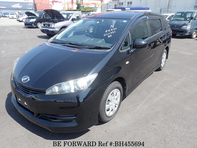 Used 2011 TOYOTA WISH BH455694 for Sale