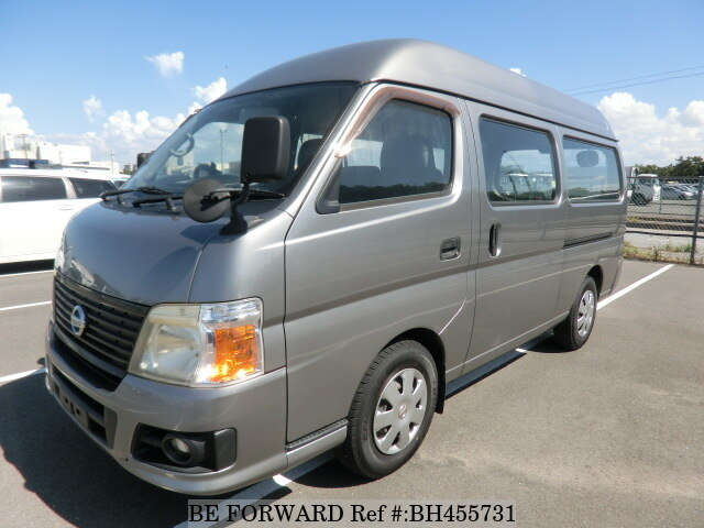 Used 2009 NISSAN CARAVAN VAN BH455731 for Sale