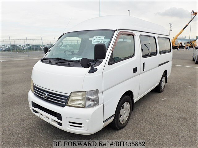Used 2004 NISSAN CARAVAN BUS BH455852 for Sale