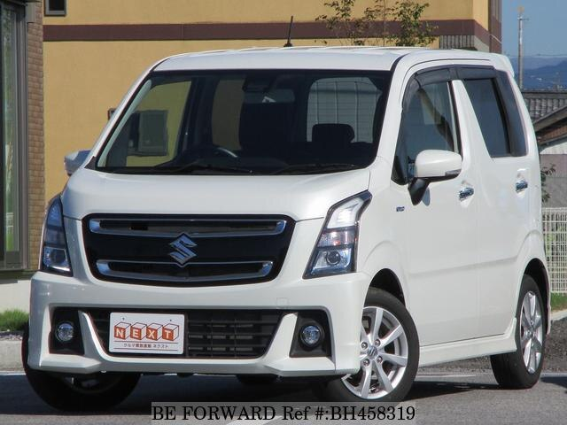 Used 2017 SUZUKI WAGON R BH458319 for Sale