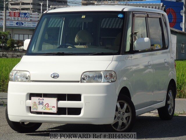 Used 2007 DAIHATSU TANTO BH458501 for Sale