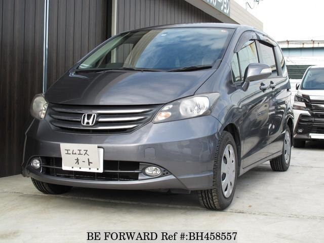 Used 2010 HONDA FREED BH458557 for Sale