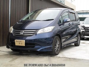Used 2008 HONDA FREED BH458558 for Sale