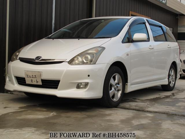 Used 2006 TOYOTA WISH BH458575 for Sale