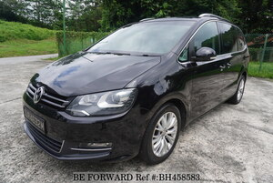 Used 2011 VOLKSWAGEN SHARAN BH458583 for Sale