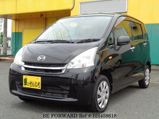 Used 2012 DAIHATSU MOVE BH458618 for Sale