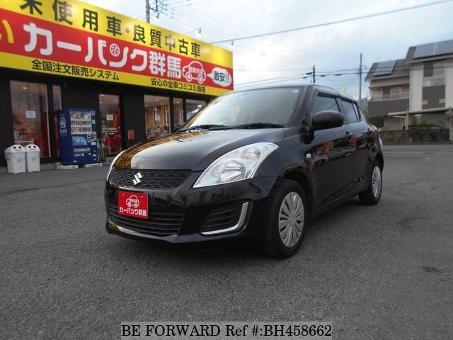 Used 2014 SUZUKI SWIFT BH458662 for Sale
