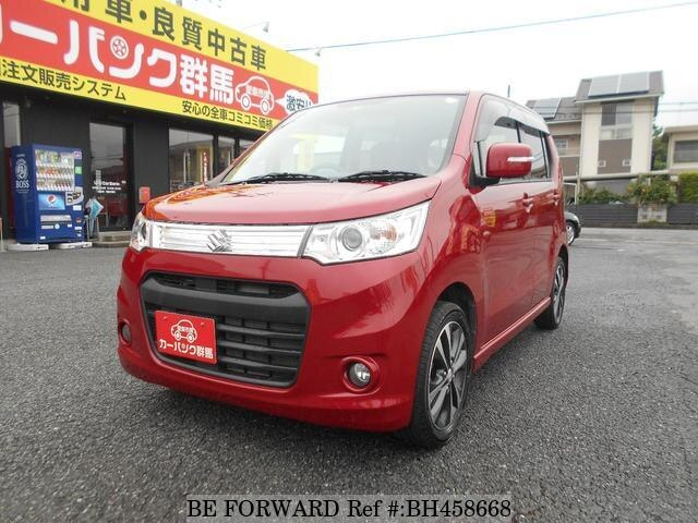 Used 2012 SUZUKI WAGON R BH458668 for Sale