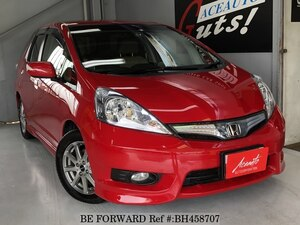 Used 2011 HONDA FIT SHUTTLE HYBRID BH458707 for Sale